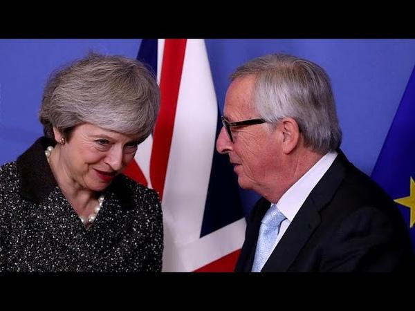 Брексит: Тереза Мэй ведет войну на двух фронтах