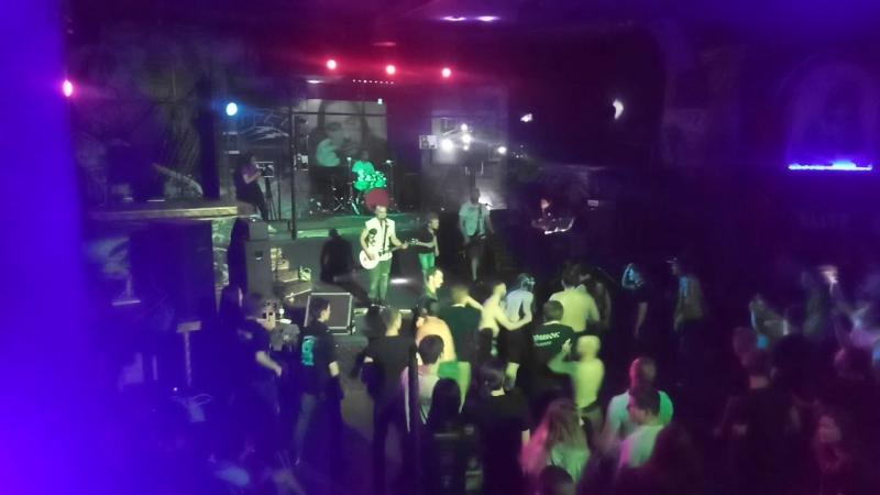The Jackhammer - Валет и Дама (cover КиШ club ozz)