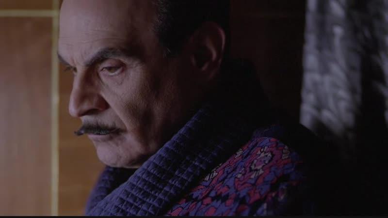 Пуаро Агаты Кристи. 12 сезон 4 серия «Убийство в «Восточном экспрессе»