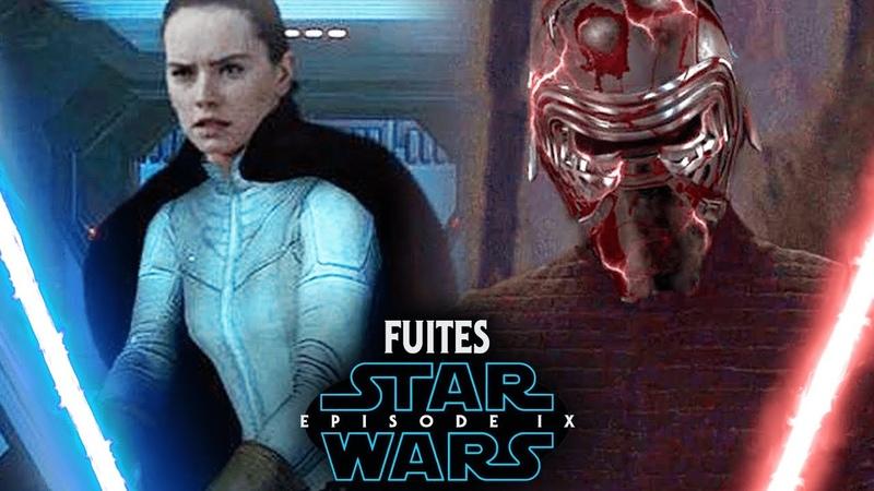Star Wars 9 FUITES DE TOURNAGES PHOTO AUTRES NEWS SPOILERS