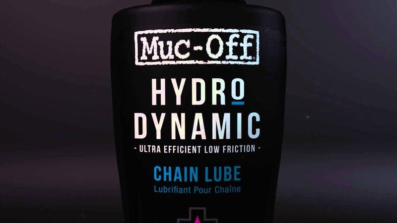 Team Sky Hydrodynamic Lube from Muc-Off