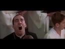 Face Off (1997) - Hallelujah scene ( Cage goes wild )