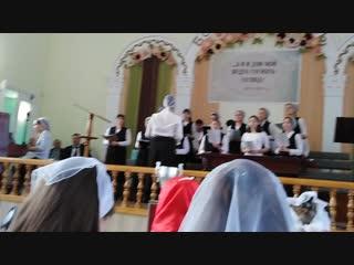 Прекрасна ты,невеста Суламита!-хор Церкви г.Сарапула