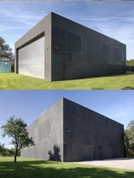 Дом с защитой от зомби