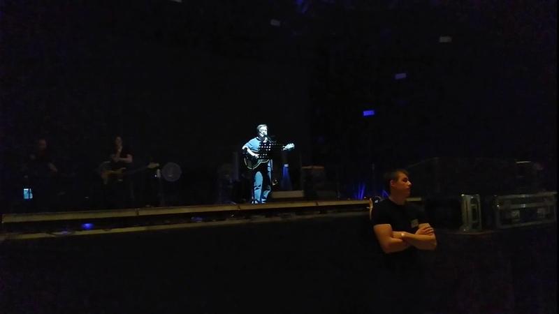 На концерте в Улан-Удэ ДДТ исполнили песню Высоцкого