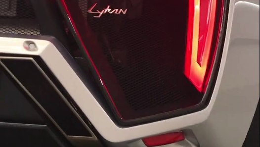 How is this a vehicle? wowwww Lykan Hypersport - Dailymotion Video