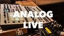 Elektron Analog MKII Techno Live (Analog Four, Rytm, Heat)