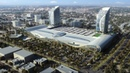 Retail Mall development Architectural Interior CGI 3D flythrough Animation