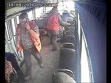 Нападение с ножом на кондуктора троллейбуса (Barnaul22)