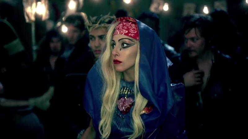 Lady Gaga - Judas