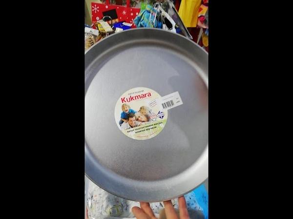 Алюминиевая сковорода 40см от Kukmara.