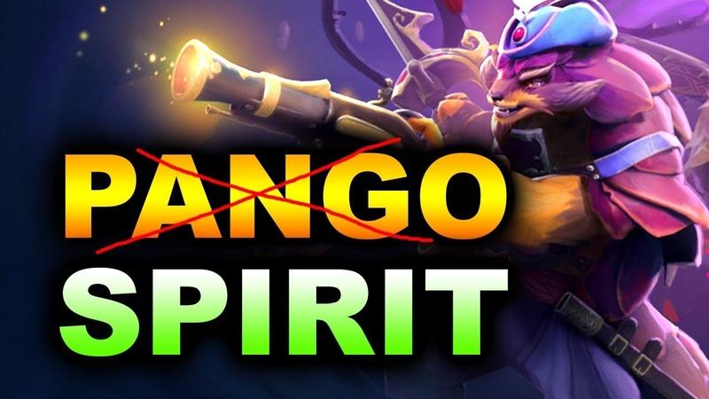 NO PANGO vs SPIRIT - GRAND FINAL - Can't Believe It's Not Summit! DOTA 2