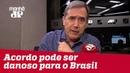 Acordo entre EUA e China pode ser extremamente danoso para o Brasil MarcoAntonioVilla