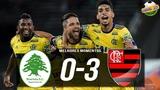 Boavista 0 x 3 Flamengo - Melhores Momentos - Campeonato Carioca 07032018