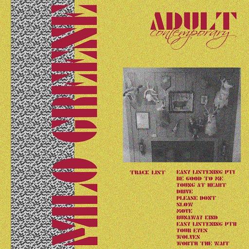 Milo Greene альбом Adult Contemporary