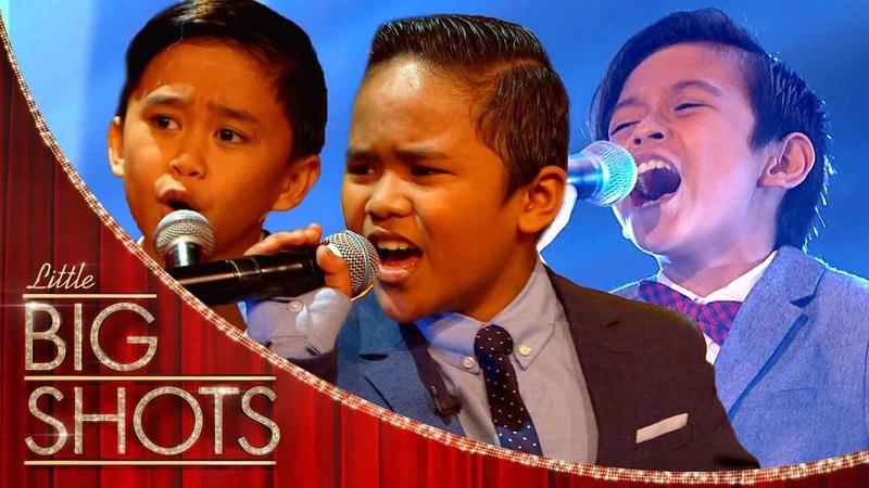 TNT Boys Sing Beyonce's Listen | Little Big Shots