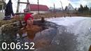 Осман Делибаш Россия установила рекорд проведя 1 час в проруби с температурой воды 2°С