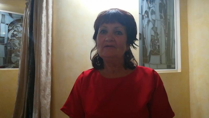 Ведущая Натали Шемето - Видеоотзыв № 0818.1.2