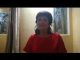 Ведущая Натали Шемето - Видеоотзыв №3.