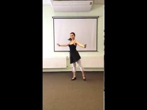 Узбекский танец, занятие в Москве. Урок узбекского танца, постановка танца.