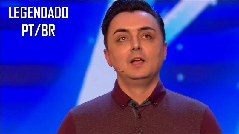 Marc Spelmann (Audição - Britains Got Talent 2018) - [Legendado - PTBR]