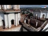Реставрация Троицкого собора в Кяхте. Эфир от 21.09.2018