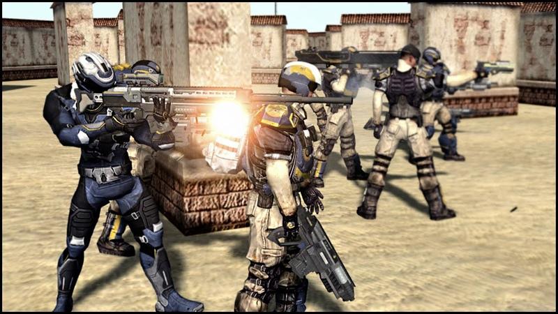 PLANETSIDE CHAMPIONS - Planetside: Arena Gameplay