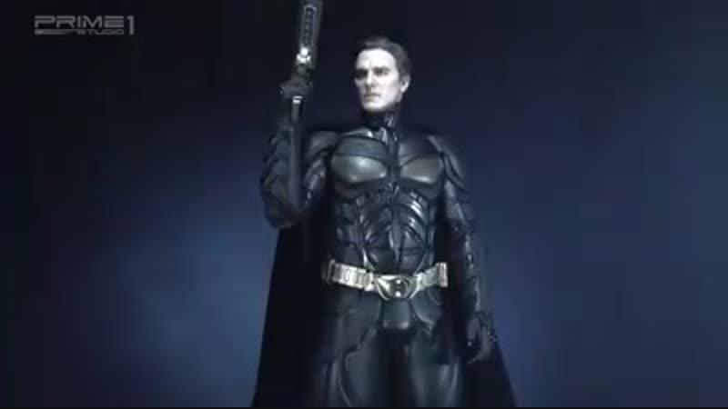 Prime 1 Studio MMTDKR-02: Batman from The Dark Knight Rises (Film) 1:3