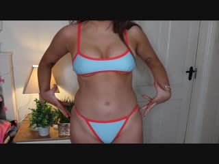 ZAFUL Try on Bikini Haul Review