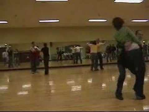 Country Western Swing Dancing - College Competition