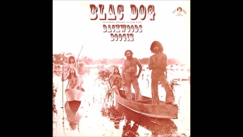 Blac Dog - Wag My Tail (1978)