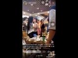 UNI.T Yoonjo, Suji, Jiwon, Euijin and UNB Euijin, Daewon all went to KKS birthday party MBKs ceo