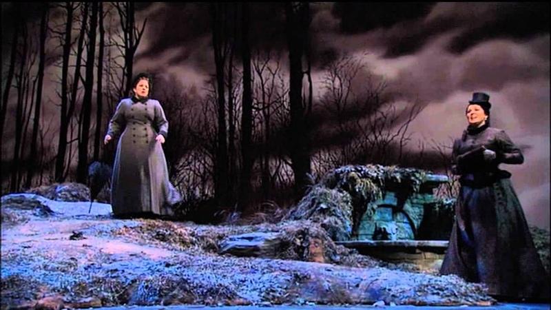 Anna Netrebko Regnava nel silenzio... Quando rapito in estasi - Lucia di Lammermoor, MET 2009