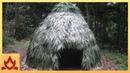 Примитивная технология: черепичная крыша хижиныПримитивная технология: шахтная и каминная печьPrimitive Technology: Thatched Dome Hut