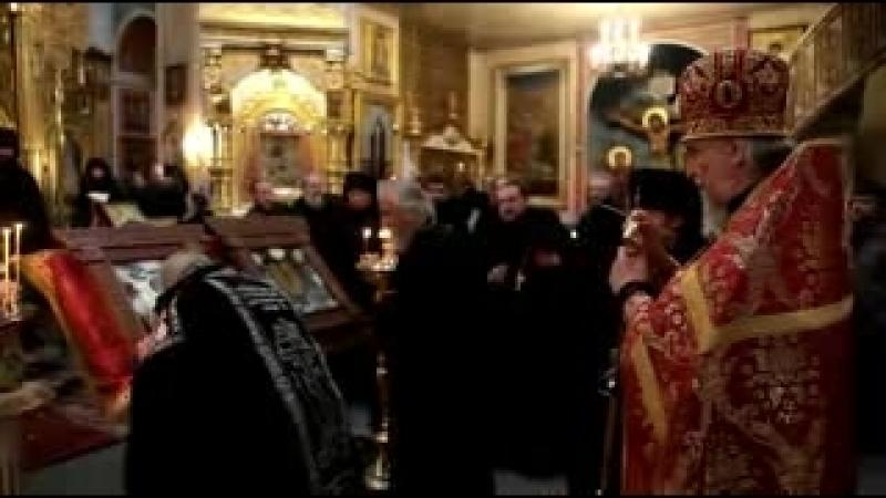 Величание Святому Великомученику Георгию Победоносцу 5 мая 2015 г 178 X 320 3gp