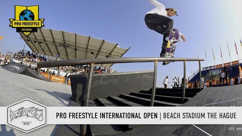 Pro Freestyle International Open | The Hague