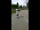 Little slalom