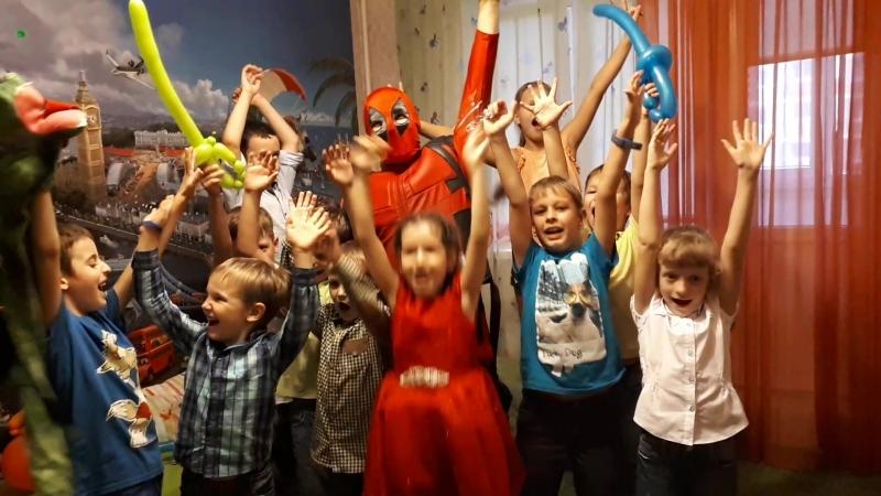 детскому счастью нет предела