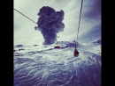 Извержение вулкана в Чили СНОУБОРД SNOWBOARD