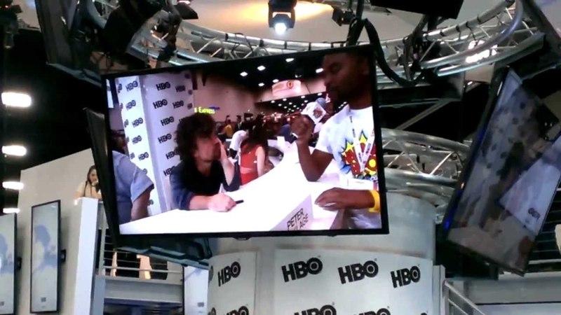 Автограф-сессия каста «Игры Престолов» на Комик-Кон в Сан-Диего | 2013