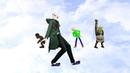 MMD Nagito Komaeda x Baldi x Barack Obama x Shrek Dame Tu Cosita