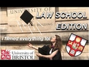 GRADUATION DAY IN THE LIFE BRISTOL LAW SCHOOL