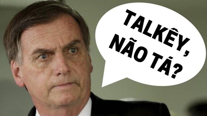 POSSO CRITICAR O GOVERNO?
