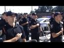В Маріуполі 09 08 2018р на вірність українському народу присягнули нові поліцейські Ч 1