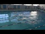 50 м заплыв 3, девочки 14-15 лет ЧМ Могилев 11-15.04.2018