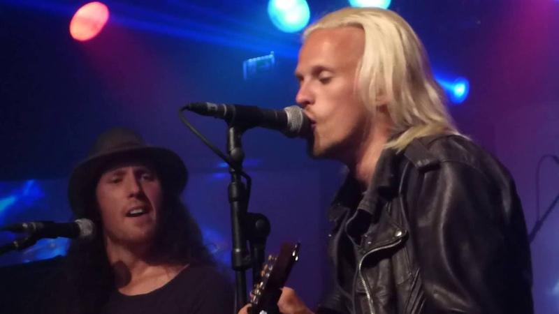 18 and Life Erik Grönwall w Jona Tee Live @ Stockholm Rocks Summer Fest