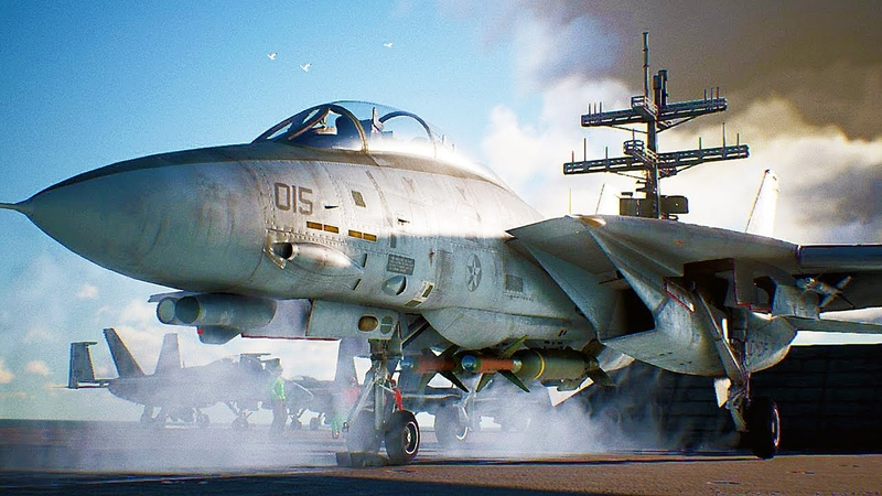 ACE COMBAT 7 Gameplay 13 Minutes Demo E3 2017