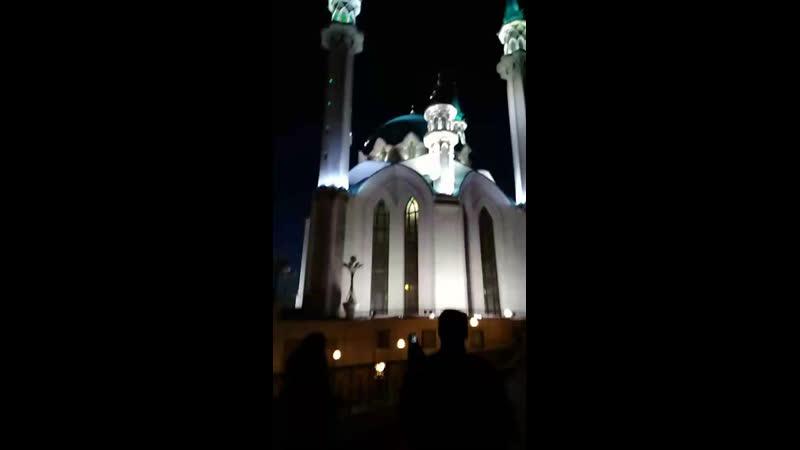Добрались до Мечети