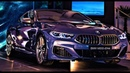 NEW 2019 BMW 8 Series Coupe M850i 4 4L V8 Carbon Core Sport Exterior and Interior Full HD 1080