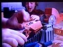 Старая реклама Плей До 1981 Kenner Play Doh Construction Set TV commercial